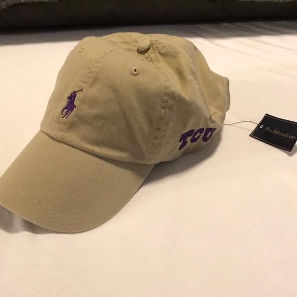 5857fb60b7f TCU Polo hat. M 5c463d63aa87700a7e4481ec